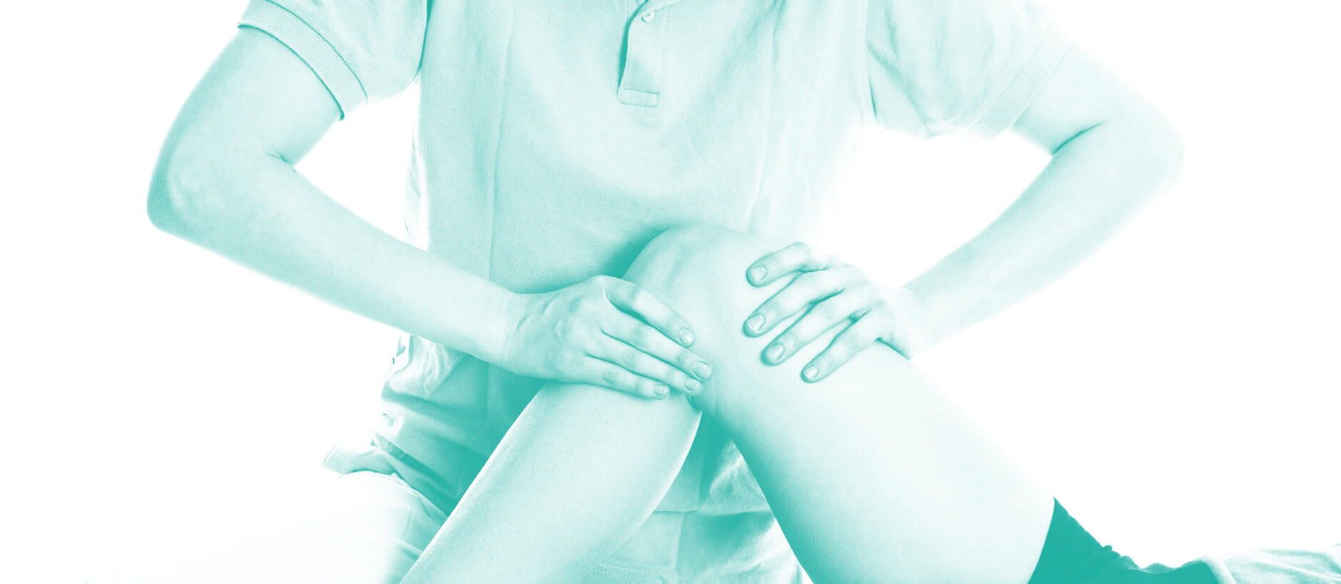 manipolazione al ginocchio Antonio Daniele osteopata